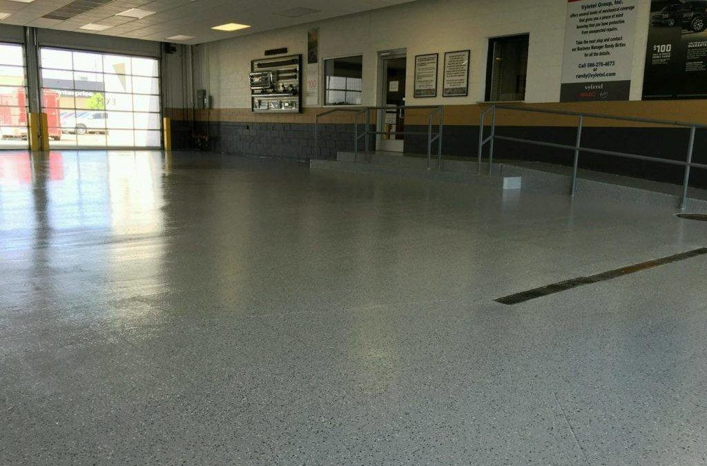 Importance of Epoxy?Garage Flooring