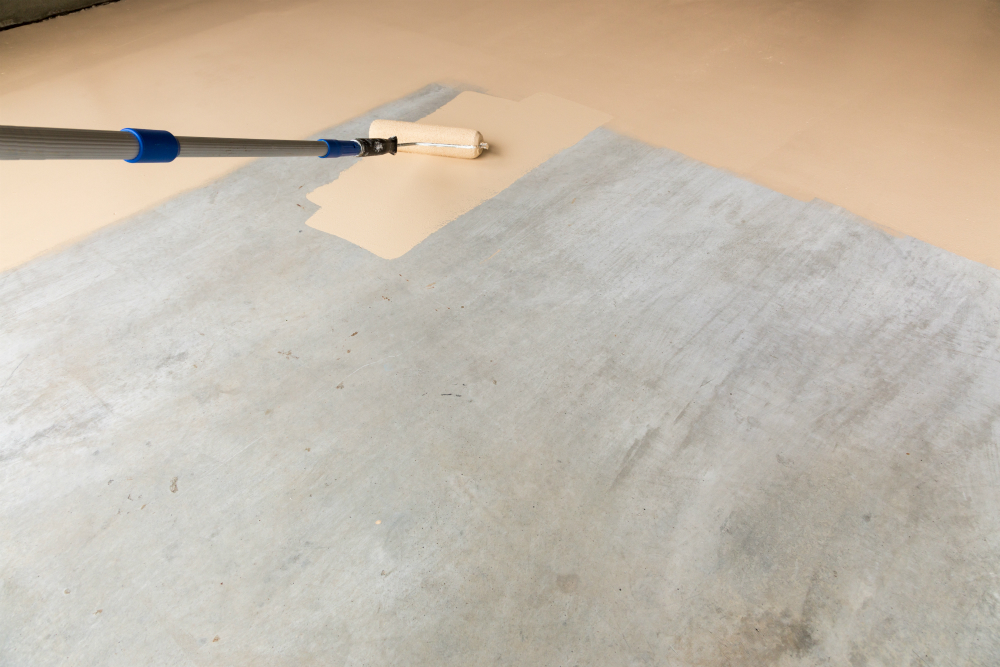 Epoxy Floor Paint is Affordable Option