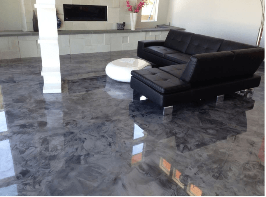 Best Polished Concrete Designs