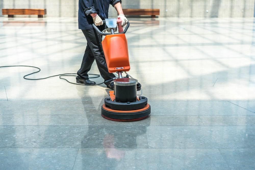 Epoxy Floors Require Little Maintenance