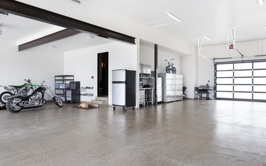 Best Epoxy Flooring Style