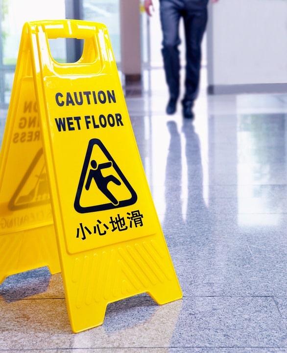 Water repellent Concrete Flooring Solution